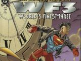 WF3: World's Finest Three (Superboy/Robin) Vol 1 1
