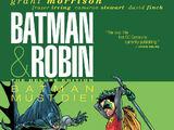 Batman and Robin: Batman Must Die (Collected)