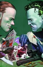 Joker vs. the Riddler