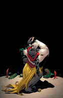 Batman mourns Damian