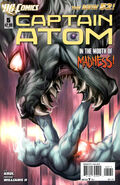 Captain Atom Vol 3 5