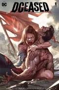 DCeased Vol 1 1 Midtown Comics Inhyuk Lee Variant