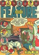 Feature Comics Vol 1 39