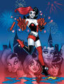 Harley Quinn Vol 2 16 Textless