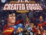 JLA: Created Equal Vol 1 1