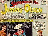 Superman's Pal, Jimmy Olsen Vol 1 38