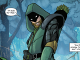Oliver Queen (The Wild Storm)