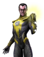 Thaal Sinestro (Injustice Gods Among Us) 001