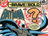 The Brave and the Bold Vol 1 150