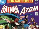 The Brave and the Bold Vol 1 152