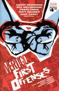Vertigo First Offenses