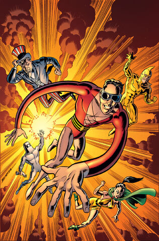 File:Convergence Plastic Man and the Freedom Fighters Vol 1 1 Textless.jpg