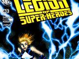 Legion of Super-Heroes Vol 5 40