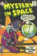 Mystery in Space 49