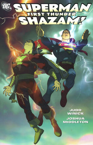 File:Superman - Shazam - First Thunder (Collected) Vol 1 1.jpg