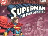 Superman: The Man of Steel Annual Vol 1 5
