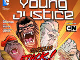 Young Justice: Creature Features (Collected)