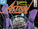 Action Comics Vol 1 575