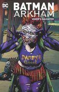 Batman Arkham Jokers Daughter