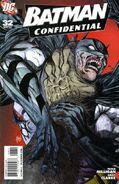Batman Confidential Vol 1 32