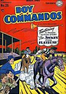 Boy Commandos 26