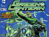 Green Lantern Vol 5 34