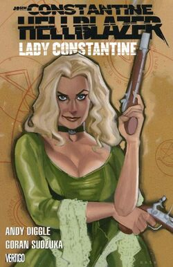 Cover for the Hellblazer: Lady Constantine Trade Paperback
