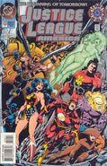 Justice League America 0