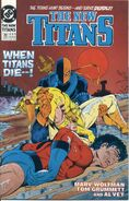 New Teen Titans Vol 2 72