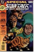 Star Trek The Next Generation Special Vol 1 1