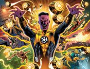 Thaal Sinestro Prime Earth 0001