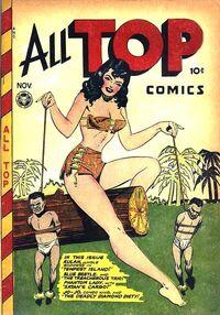 All Top Comics Vol 1 8
