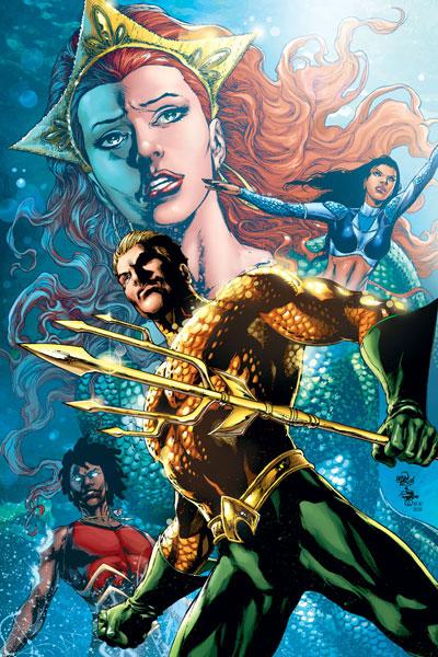 Aquaman Family DC Database FANDOM powered by Wikia