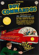 Boy Commandos 36