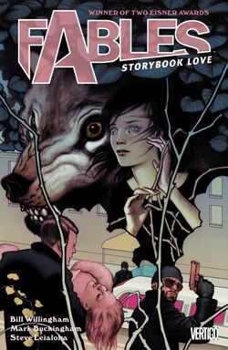 Cover for the Fables: Storybook Love Trade Paperback