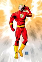 Barry Allen, The Flash, Modern Age, New Earth