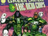 Green Lantern: The New Corps Vol 1 1