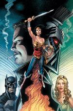 Wonder Woman returns