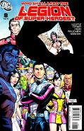 Legion of Super-Heroes Vol 6 8