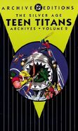 Silver Age Teen Titans Archives 2
