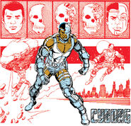 Cyborg 001