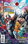 Cyborg Vol 1 4