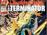 Deathstroke the Terminator Vol 1 24