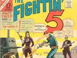 Fightin' 5 Vol 1 40
