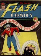 Flash Comics 62