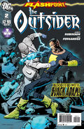 Flashpoint The Outsider Vol 1 2