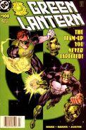 Green Lantern Vol 3 100