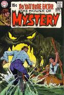 House of Mystery v.1 185