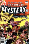 House of Mystery v.1 269