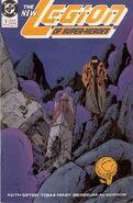 Legion of Super-Heroes Vol 4 1